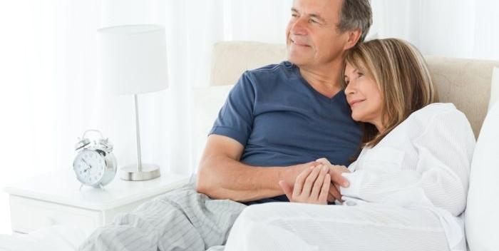 Sexo en la menopausia