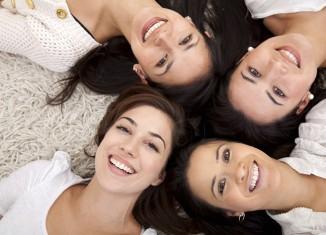 amistad entre mujeres