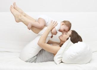 química del amor maternal