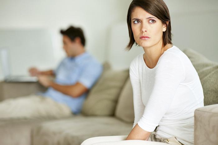 problemas en relaciones