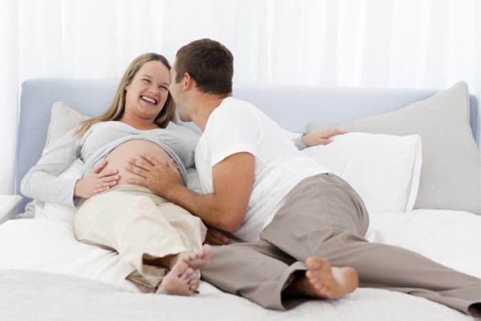 sexo en el embarazo