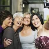 A partir de los 50: Activas, ilusionadas y seguras de sí mismas