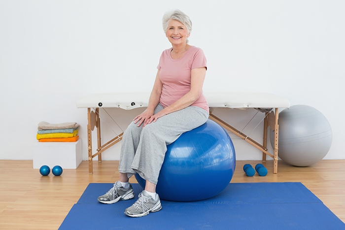 ejercicio a partir 65