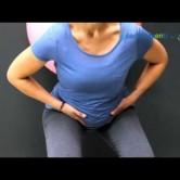 Ejercicios avanzados para embarazada (II)
