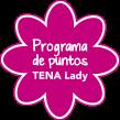 Programa de puntos TENA Lady