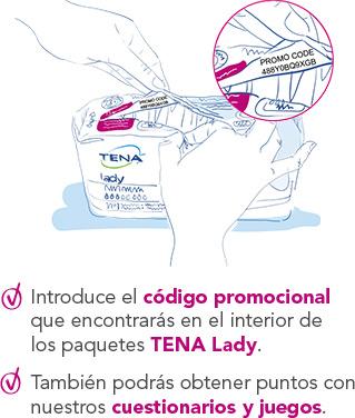 Código promocional