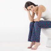 Nuestra postura en el inodoro: qué debes saber