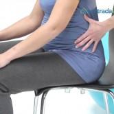 Sentarse y levantarse correctamente en el embarazo