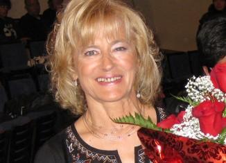 María Área, ganadora III Premio TENA Lady