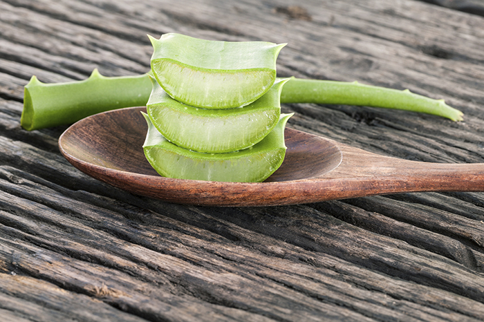 Beneficios de aloe vera en la piel