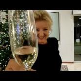 Ana nos felicita la Navidad