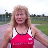 María Area: el deporte le transforma la vida