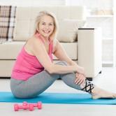 5 ejercicios que fortalecen tus huesos en la menopausia