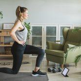 Deporte en casa: Consejos para un confinamiento saludable