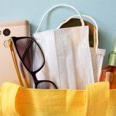 10 objetos anti-coronavirus que no deben faltar en tu bolso