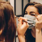 Nuevas estrategias para ir maquillada (y guapa), a pesar de la mascarilla